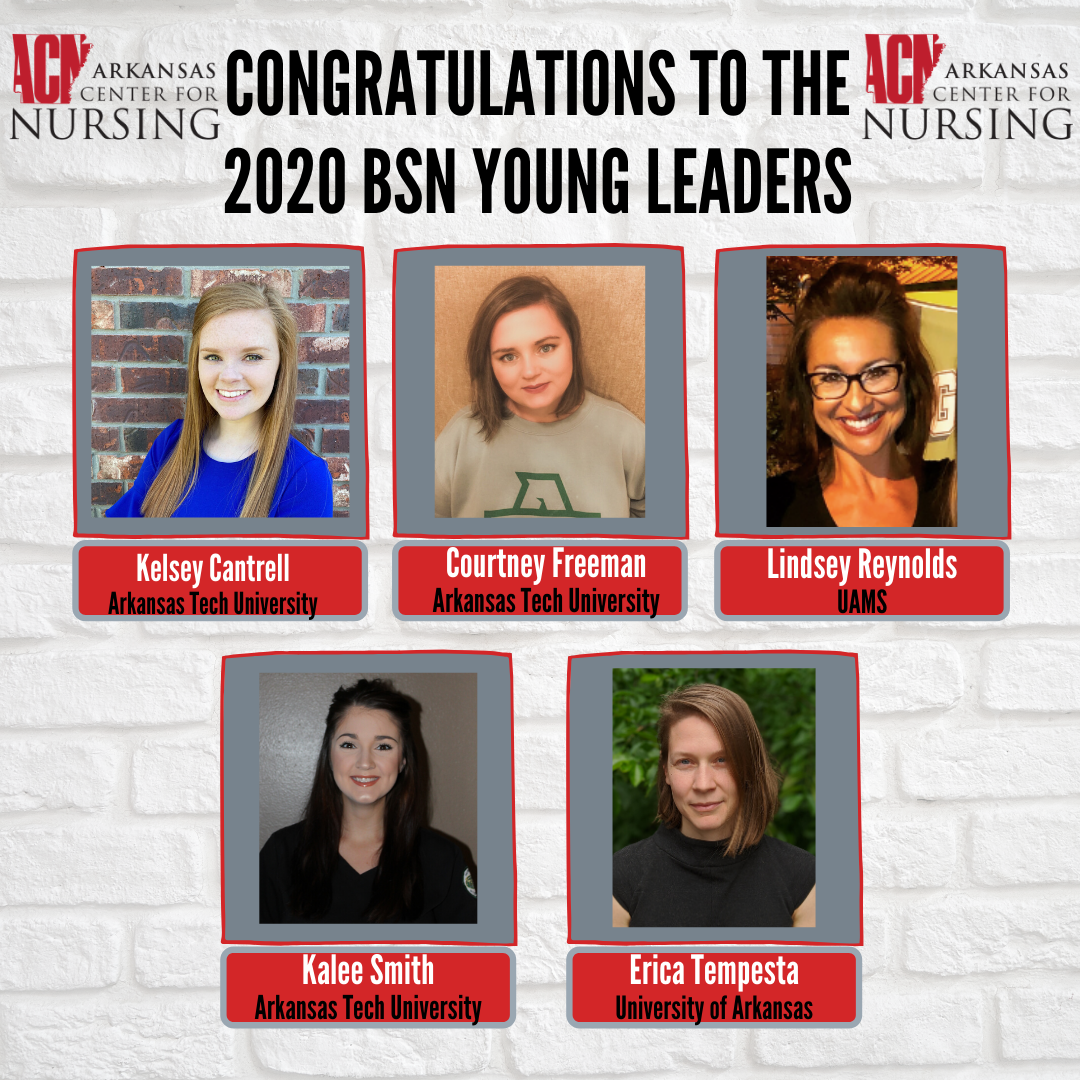 Announcement of the 2020 BSN Young Leaders