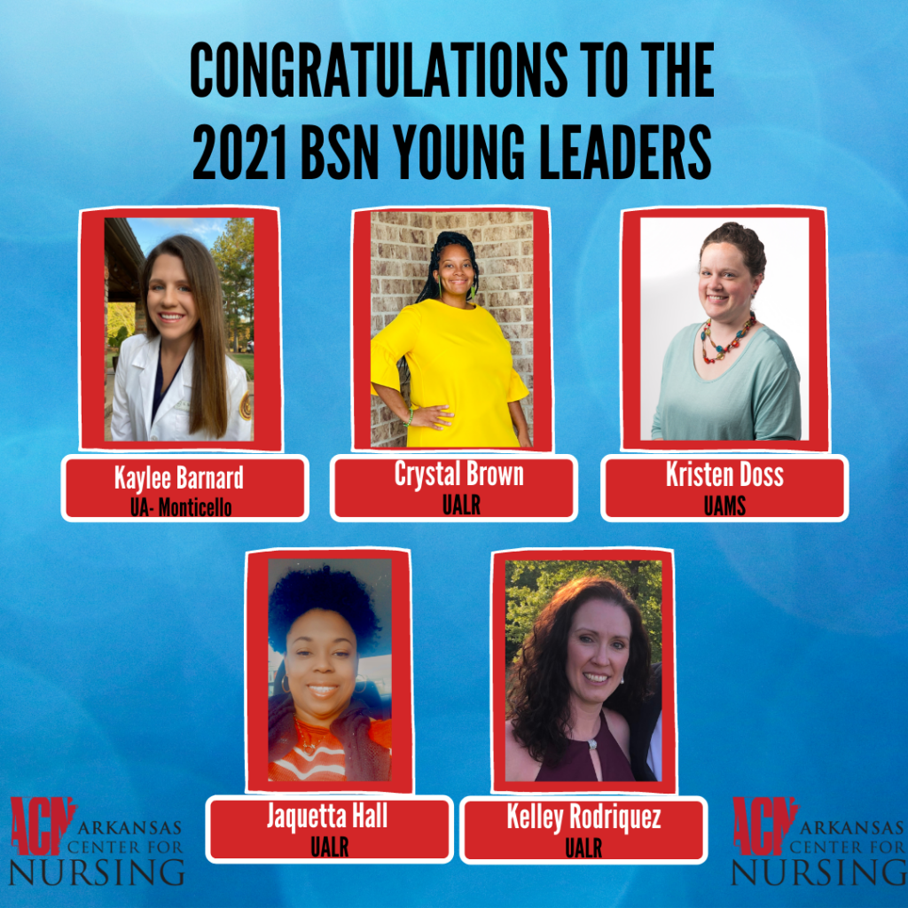 Congratulations to the 2021 BSN Young Leaders
